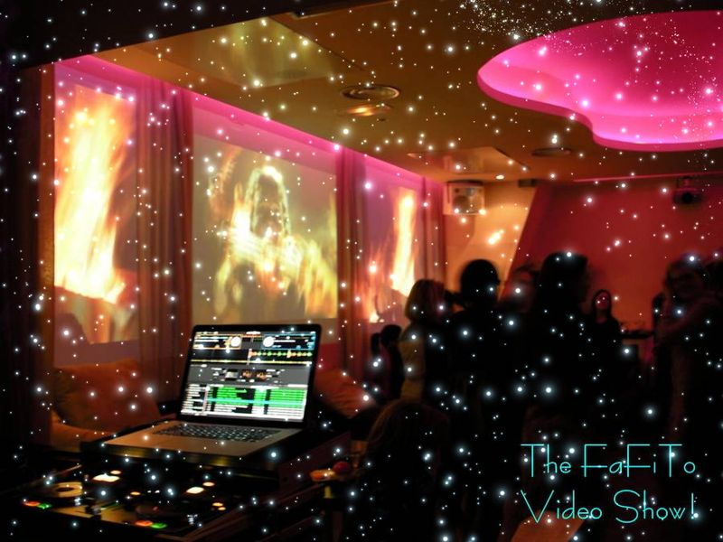 Soirée DJ FaFadeParis - The FaFiTo Video Show