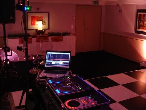 Régie VCI300 - DJ.FaFadeParis