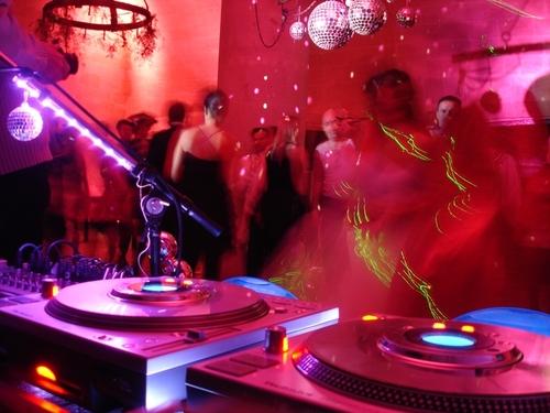 Dance party Chantilly Vatel