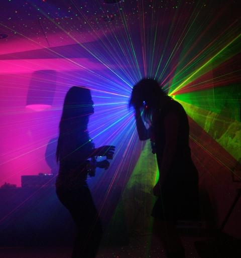 DJ.FaFadeParis SOIREE SERVICE - Disco Laser 2