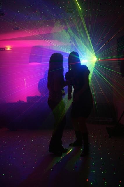 DJ.FaFadeParis SOIREE SERVICE - Disco Laser 3