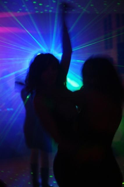 DJ.FaFadeParis SOIREE SERVICE - Disco Laser 6