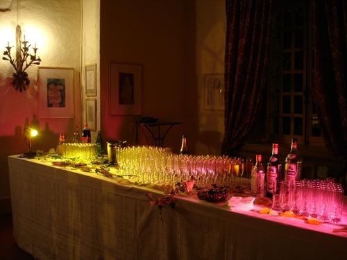 Eclairages Open Bar